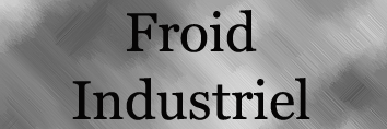 bouton froid industriel